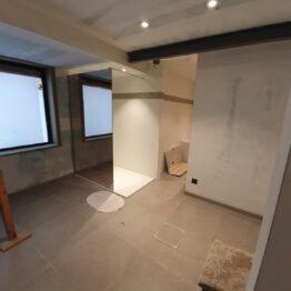 Transformation garage en chambre - après