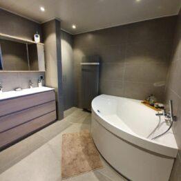 Rénovation salle de bain - après